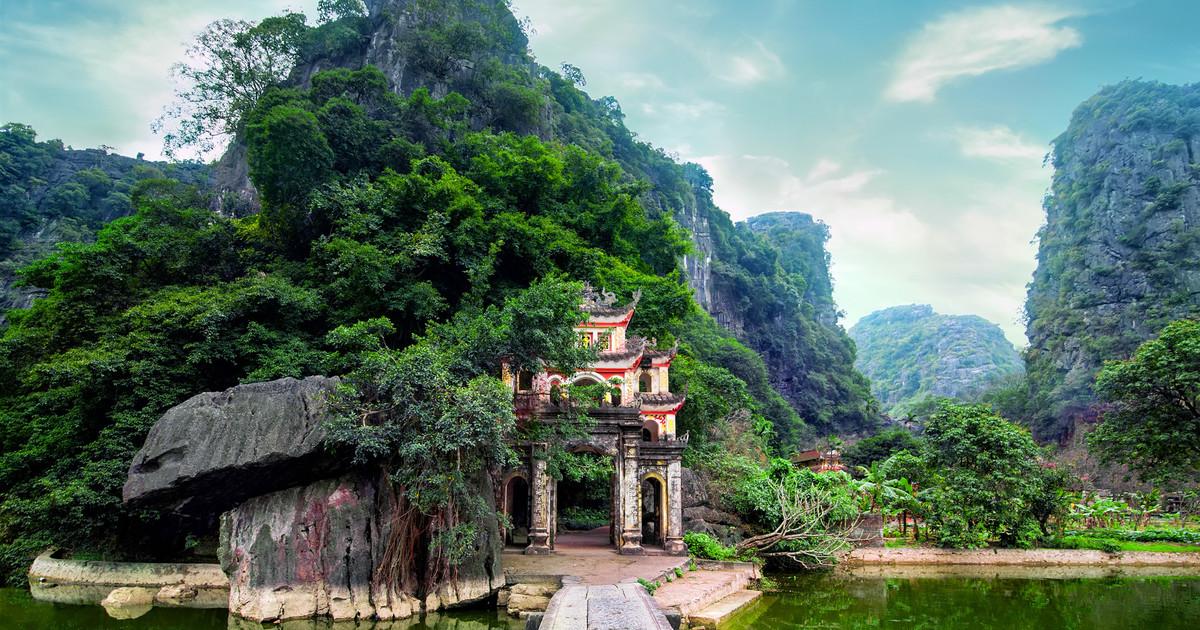 Znalezione obrazy dla zapytania: Ninh Bình