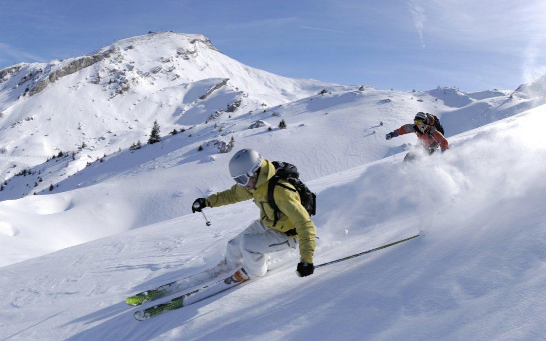 Sezon narciarski w Europie – alpejskie stoki