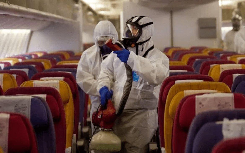 Koniec epidemii coronavirsa to koniec pewnych standardów lotniczych.