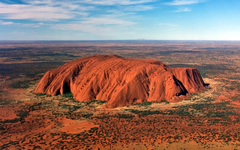 Zakazali wspinaczki na Monolit Uluru