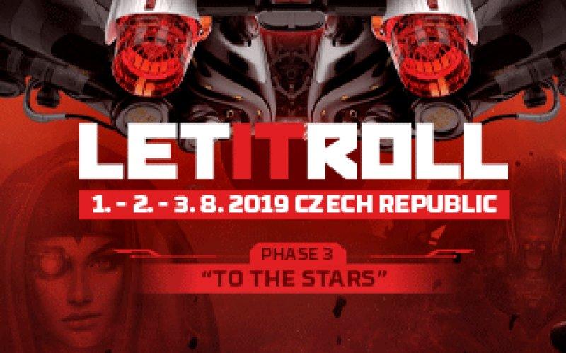 Najmocniejsze muzyczne uderzenie czyli Let It Roll Festival.