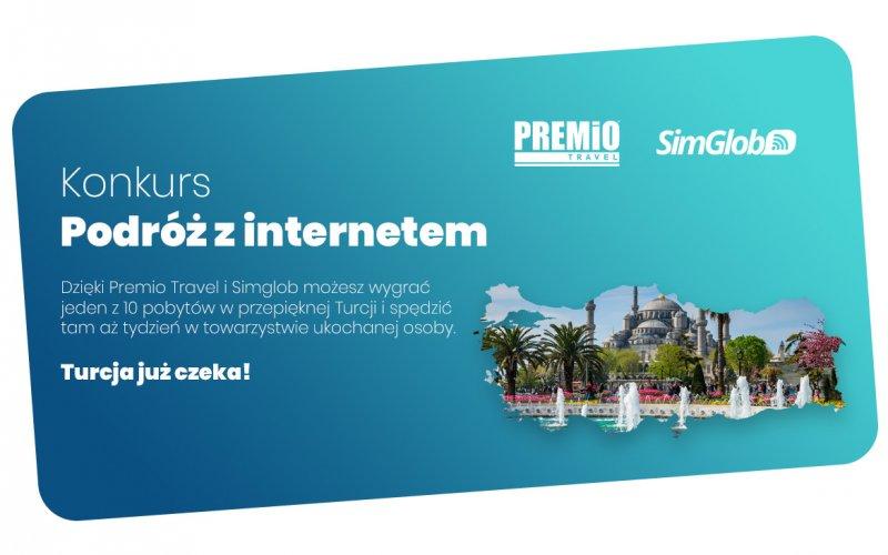 KONKURS Simglob i Premio Travel