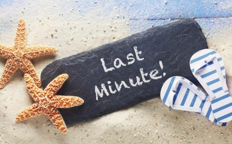 Last minute !!!