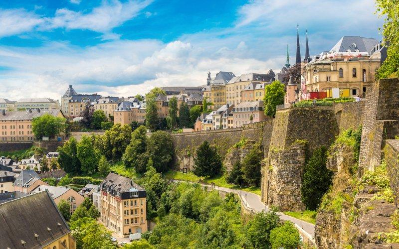 Internet Luksemburg
