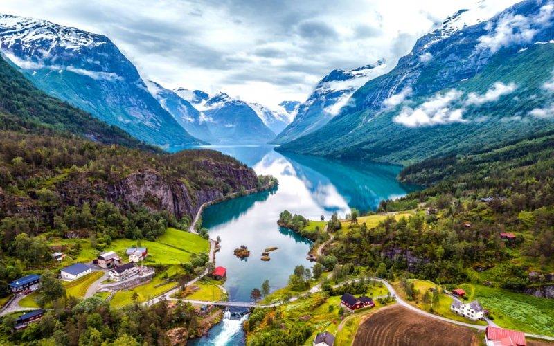 Internet Norwegia