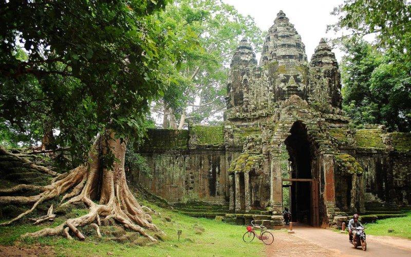 Internet Kambodża
